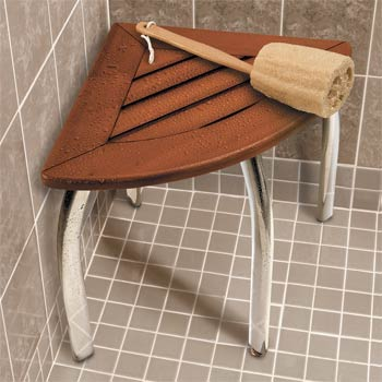 Got-it?: TEAK SHOWER CHAIR